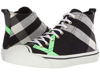 Burberry Bourne Mid Top Sneaker
