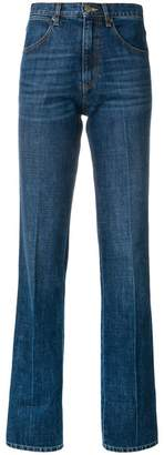 La Fetiche high waisted flared jeans