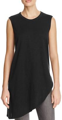 Wilt Asymmetric Sleeveless Tunic $119 thestylecure.com