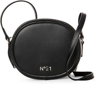 No.21 No. 21 Leather Oval Crossbody