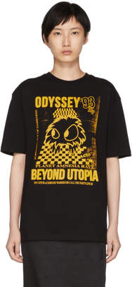 McQ Black Boyfriend T-Shirt