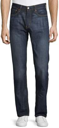 Levi's 514 Straight Shoestring Jeans