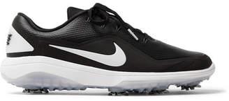 Nike React Vapor 2 Coated-mesh Golf Shoes - Black