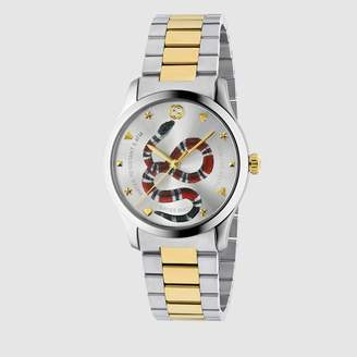 Gucci G-Timeless watch, 38mm