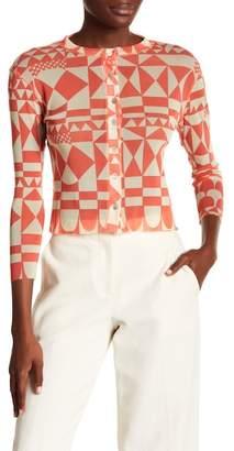 Petit Pois Patterned Button Down Shirt