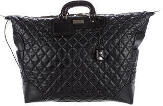 ChanelChanel Paris-New York Large Duffle Bag