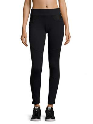 Blanc Noir Women's Elasticized Watson Leggings