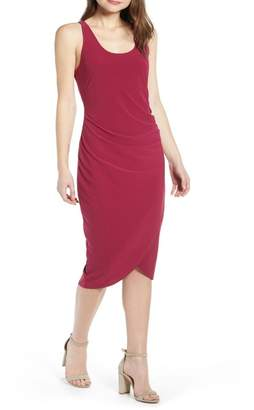 Chelsea28 Side Ruched Dress