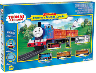 Thomas Laboratories Bachmann Trains Deluxe With Annie And Clarabel Ho Scale Ready To Run Electric Train Set