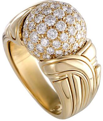 Bulgari Heritage  18K 1.20 Ct. Tw. Diamond Ring