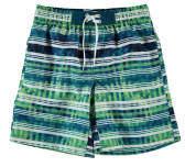 manguun Badeshorts, Taschen, Kordelzug, geometrisch, für Jungen