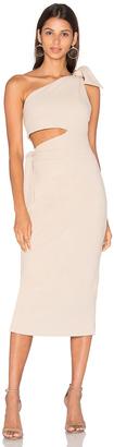 Misha Collection Stefania Suede Dress $390 thestylecure.com