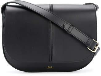 A.P.C. classic satchel