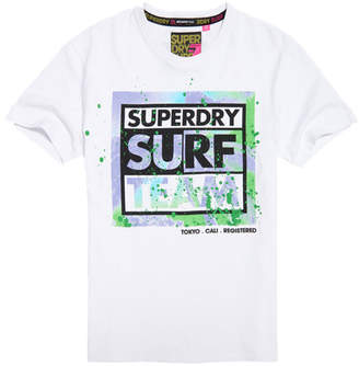 Superdry Echo Beach Box Fit T-Shirt
