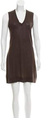 Loro Piana Cashmere Mini Dress