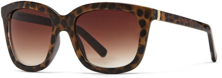 Nine West Dionysia Gradient Sunglasses