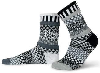 Solmate Socks Mismatched Socks Midnight