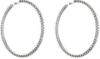 Area Women's Oversized Hoop Earrings
