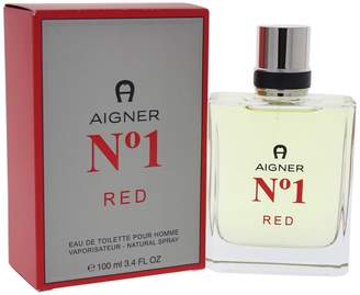 Etienne Aigner Aigner 1 Red By Edt Spray 3.4 Oz