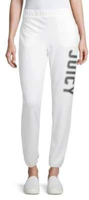 Juicy Couture Logo Pull-On Pants