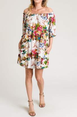 Jodifl Floral Pocket Dress