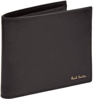 Paul Smith Pin-Up Woman Bifold Wallet