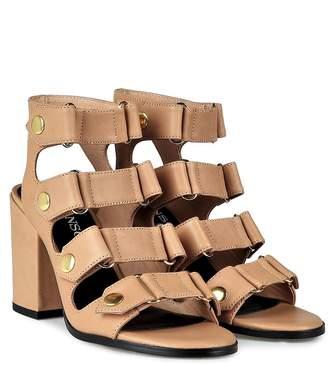 Senso Stella Leather Strappy Sandals