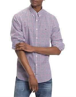 Tommy Hilfiger Wcc Small Multi Check Shirt