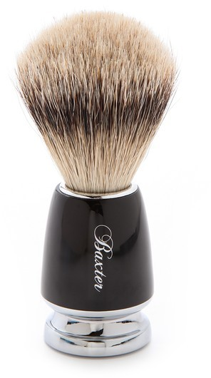 Baxter Of California Baxter of California Silver Tip Shave Brush