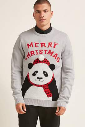 Forever 21 Merry Christmas Holiday Sweater