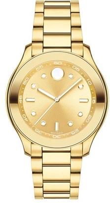 Women's Movado 'Bold' Bracelet Watch, 38Mm $595 thestylecure.com