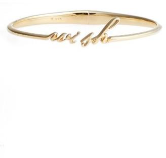 Women's Judith Jack To Live By Wish Hinge Bracelet $135 thestylecure.com