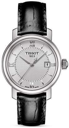 Tissot Bridgeport Women's Quartz Watch, 29mm