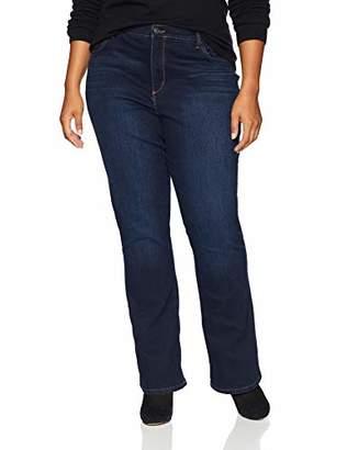 Gloria Vanderbilt Women's Plus Size Amanda Bootcut Denim Jean