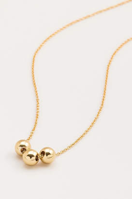 Gorjana Newport Charm Necklace
