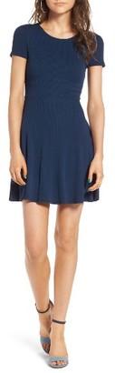 Women's Soprano Crisscross Back Dress $39 thestylecure.com