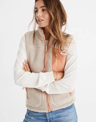 Madewell x Penfield Lucan Fleece Vest