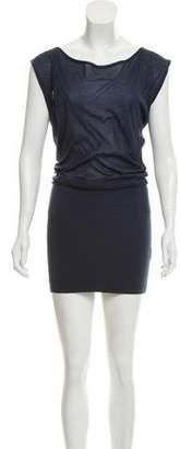 Rag & Bone Silk Sleeveless Dress