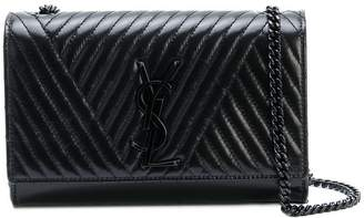 Saint Laurent Kate quilted chain bag