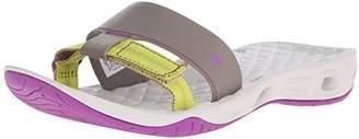 Columbia Women's Sunbreeze Vent Cruz Slide Sandal $18.04 thestylecure.com