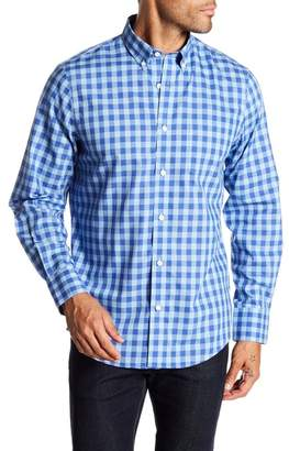 Nordstrom Regular Fit Gingham Sport Shirt