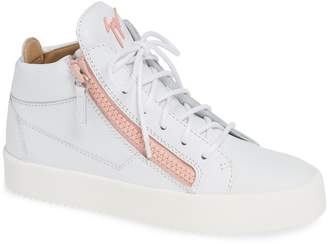 Giuseppe Zanotti May London High Top Sneaker