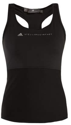 Adidas By Stella Mccartney - Performance Essentials Tank Top - Womens - Black
