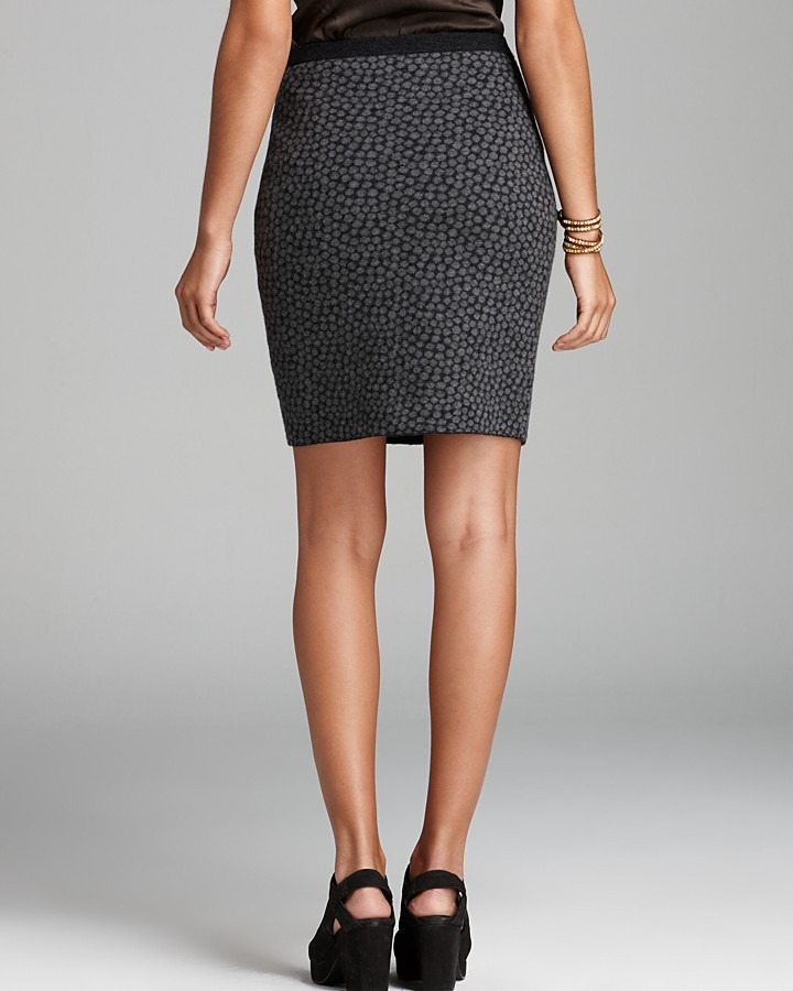 "Eileen Fisher 19"" Short Skirt"