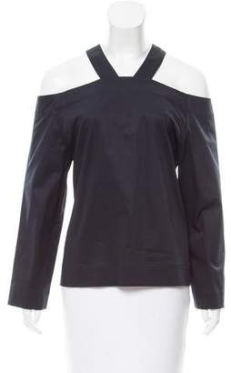 Nomia Long Sleeve Cutout Top w/ Tags