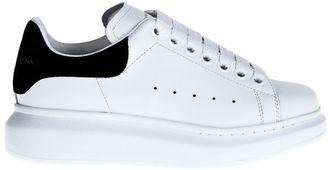Alexander McQueen Oversized Sneakers $392 thestylecure.com