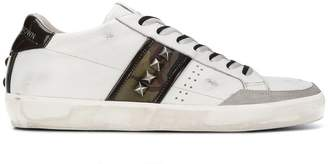 Leather Crown M_Iconic-017 sneakers