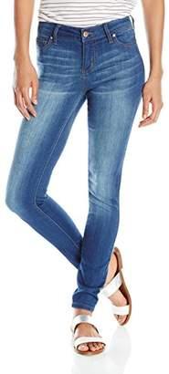 Celebrity Pink Jeans Women's 5 Pocket Super Soft Denim Skinny Jean,0
