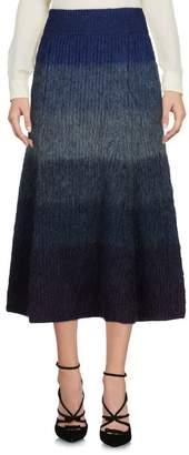Agnona (アニオナ) - アニオナ 7分丈スカート