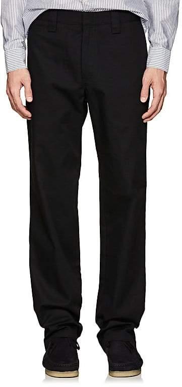 Men's Austin Twill Carrot-Leg Trousers